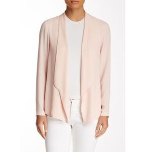 Lush Blush Pink Blazer Size Medium